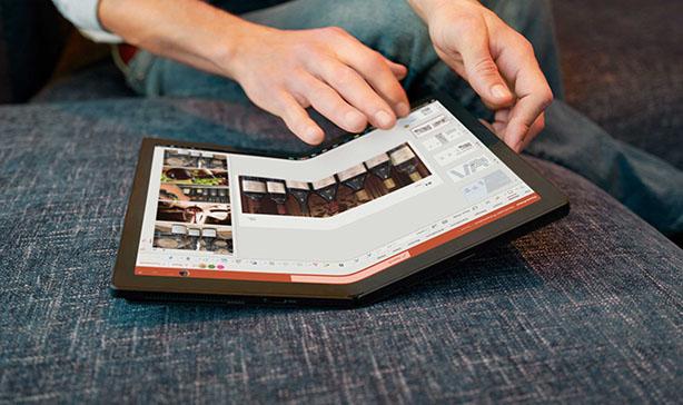 Lenovo's folding PC ThinkPad X1 Fold is finally available for pre-order 12