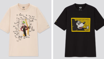Uniqlo's new UT collections feature DC characters, Looney Tunes, and Mickey Mouse 20