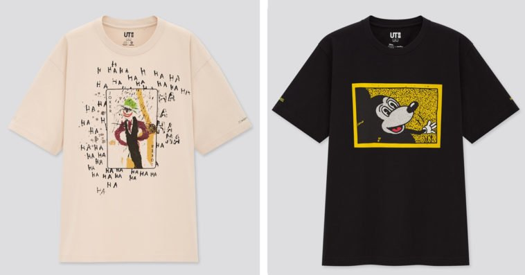 Uniqlo's new UT collections feature DC characters, Looney Tunes, and Mickey Mouse 11