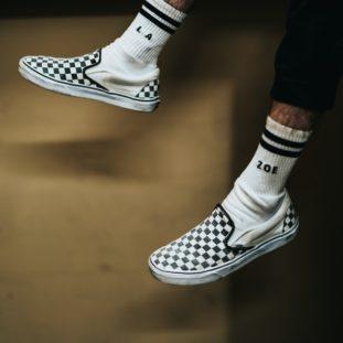 Cool Varsity Socks 48