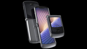 The Motorola Razr 5G goes on sale October 2nd for $1199 14