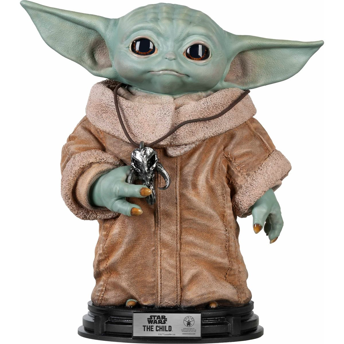 Baby Yoda life-size statue is now available 11