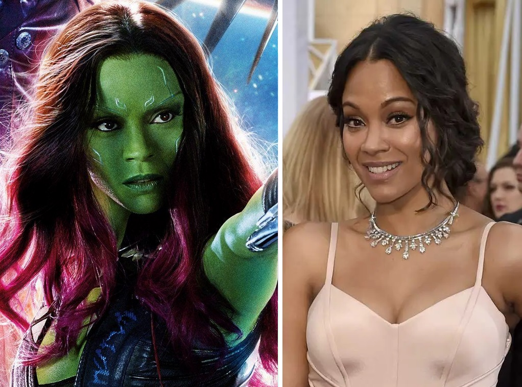 Here is how famous heroes and villains look like without their masks 15
