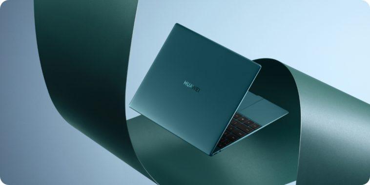 Huawei's fan-less MateBook X laptop is a stunner 13