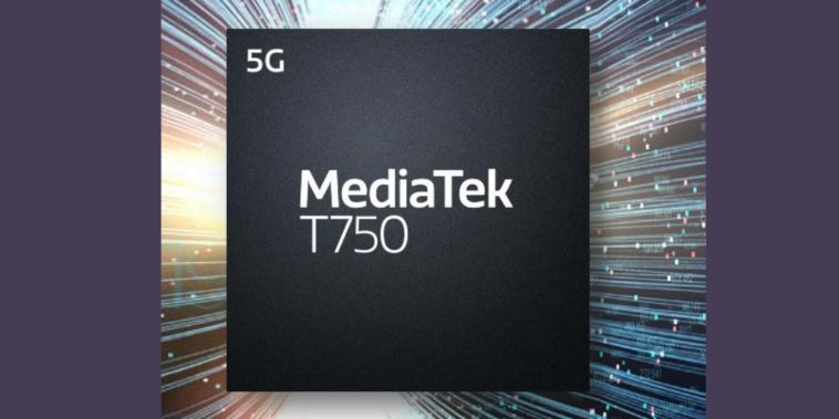 MediaTek's T750 5G chipset will power affordable 5G mobile hotspots and routers 12
