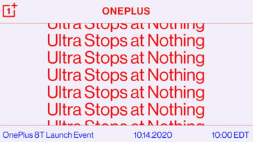 The OnePlus 8T flagship is on schedule for a mid-October launch 17