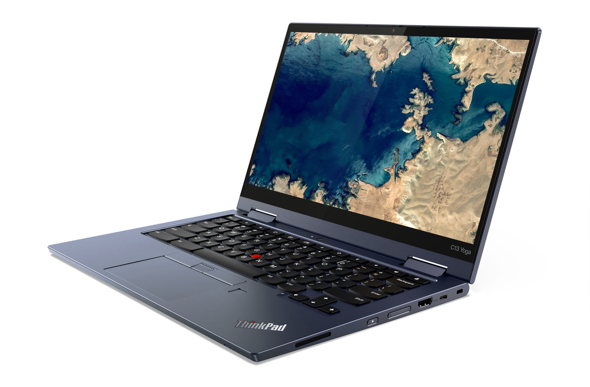 Lenovo's ThinkPad C13 Yoga is a 2-in-1 Chromebook that is perfect for WFH 11