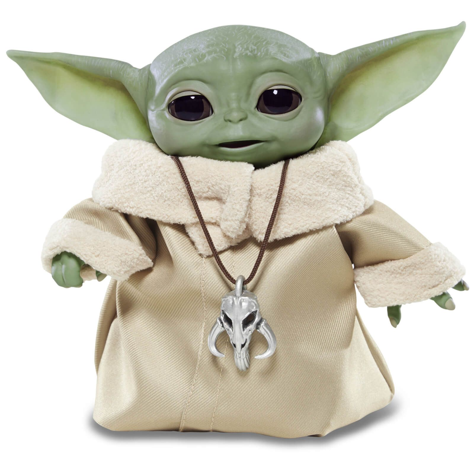Hasbro's Baby Yoda animatronic toy is finally available to purchase 13