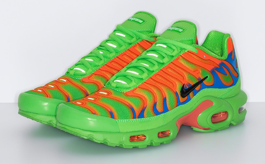 Supreme partners with Nike for a dope Air Max Plus collection 14