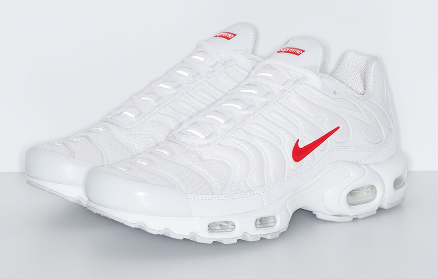 Supreme partners with Nike for a dope Air Max Plus collection 15