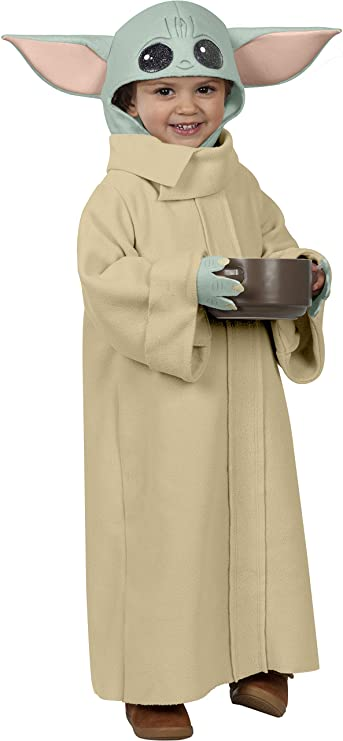 Baby Yoda Halloween costumes for adults, kids and pets have arrived 14
