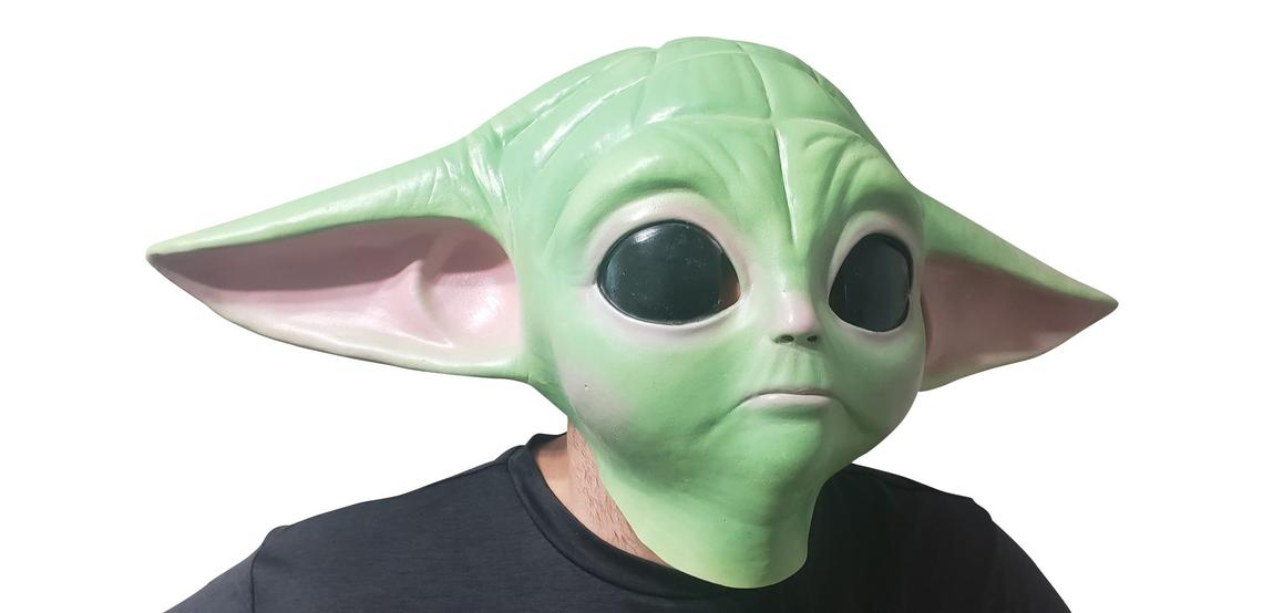 Baby Yoda Halloween costumes for adults, kids and pets have arrived 13