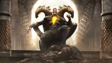 The release of Dwayne Johnson's Black Adam has been delayed indefinitely 11