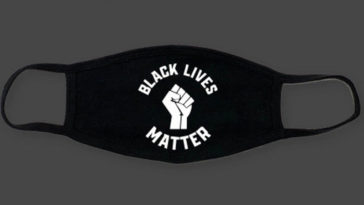 This Black Lives Matter face mask lets you send a powerful message without saying a word 23