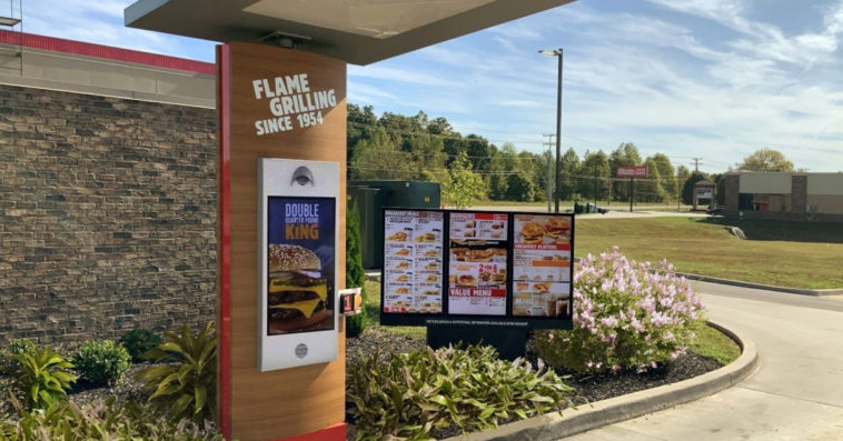 Burger King, Tim Hortons, and Popeyes are giving their drive-thrus a modern update 14
