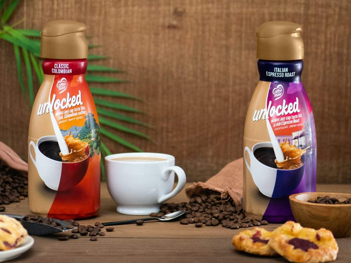 An M&M's-flavored Coffee Mate creamer will hit shelves in 2021 14