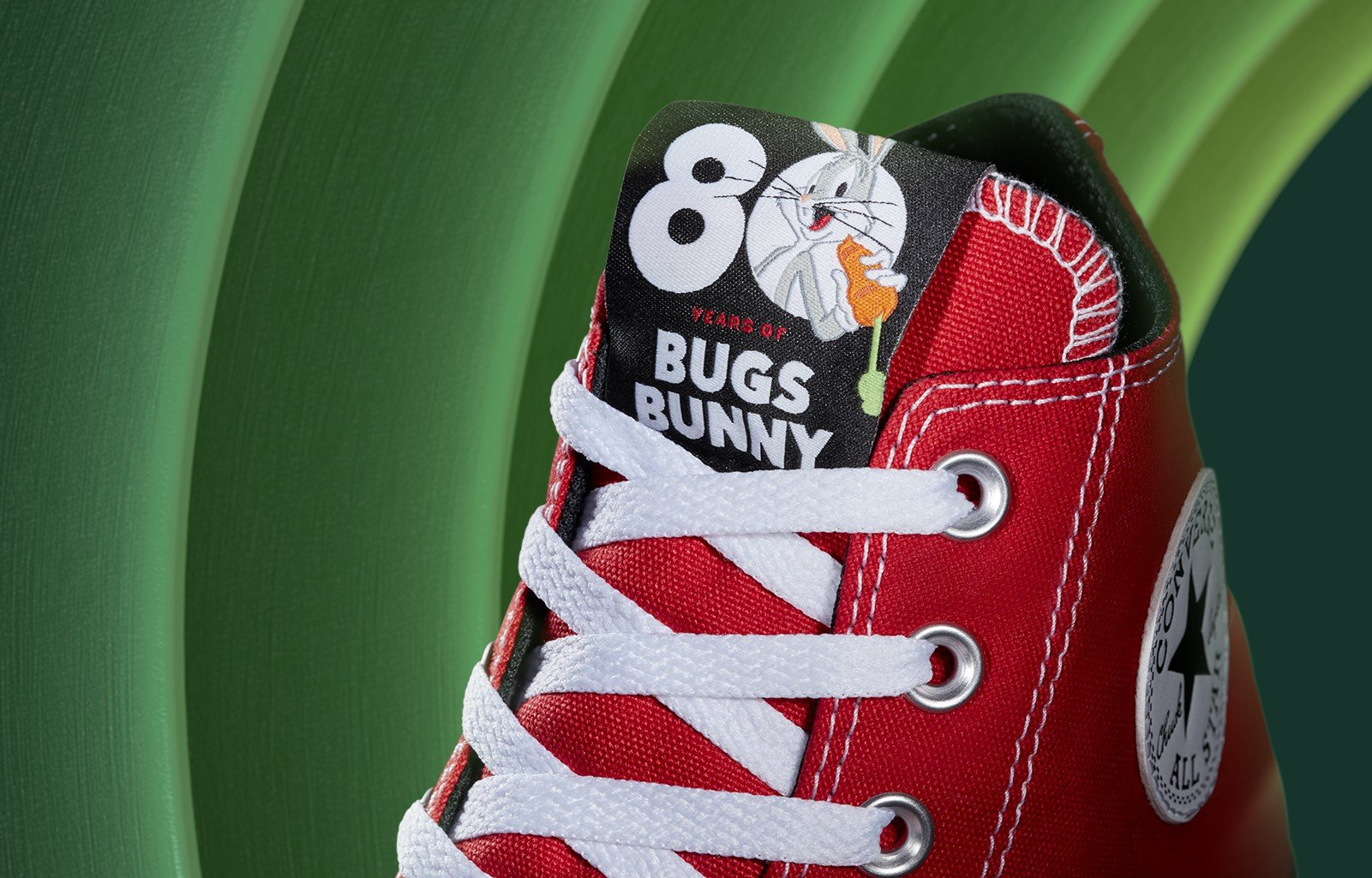 Converse celebrates Bugs Bunny's 80th anniversary with a shoe collection 14
