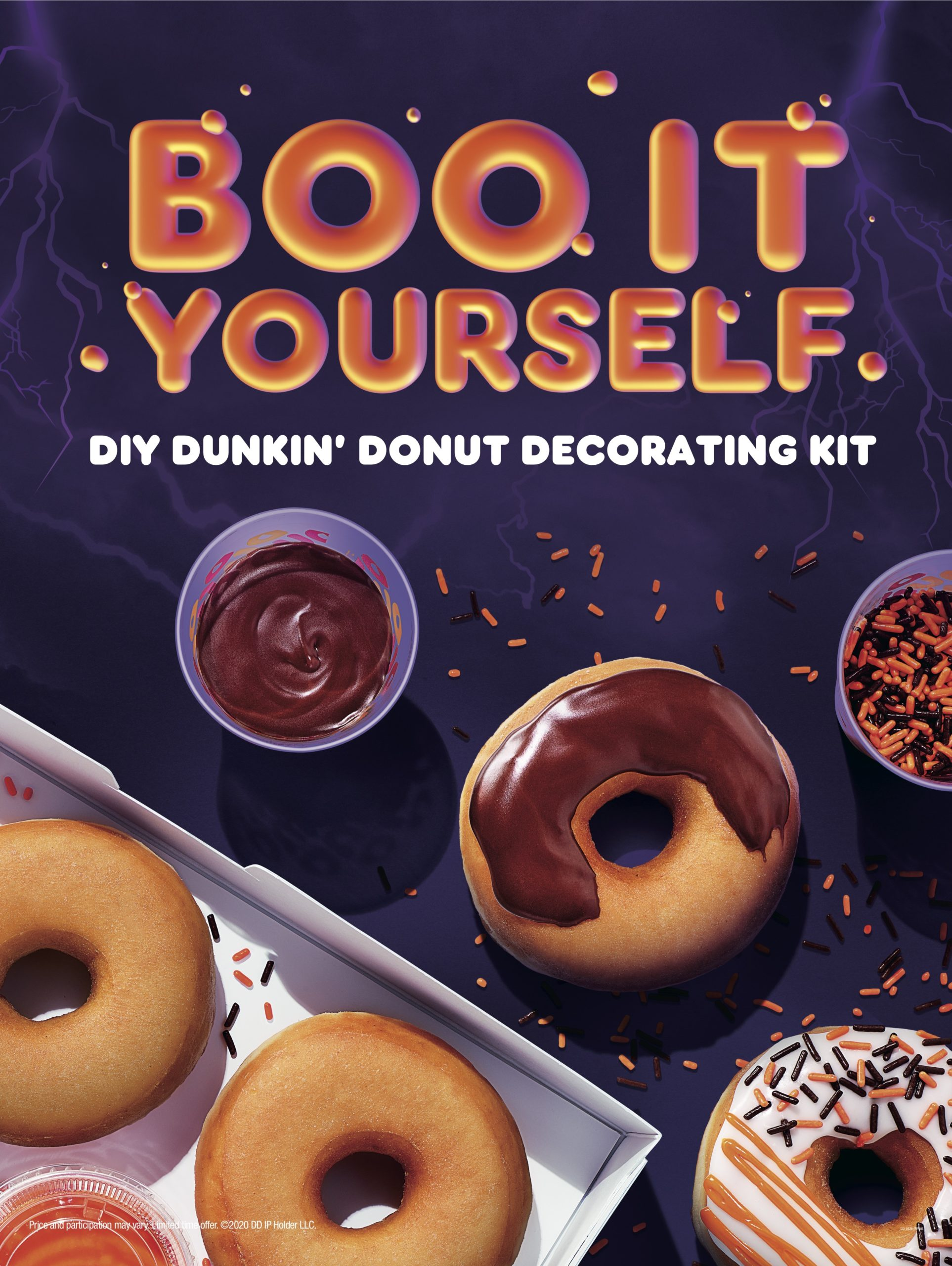 Dunkin's 2020 Halloween treats include its first spicy donut 16