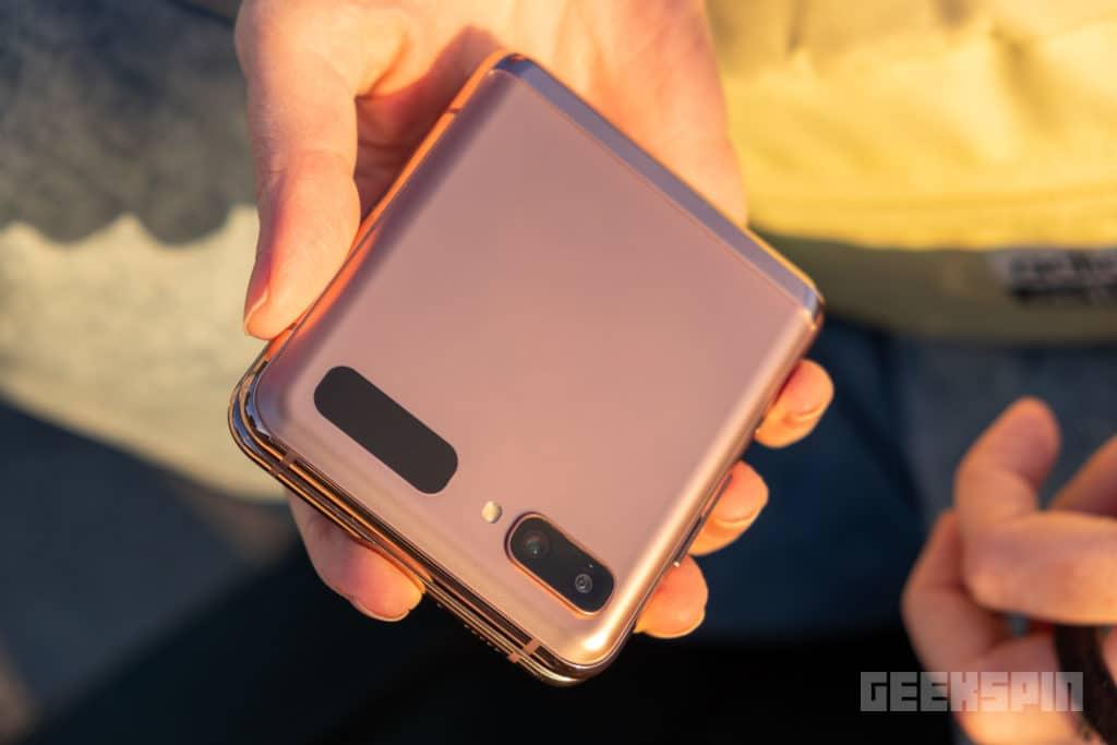 Samsung Z Flip 5G review