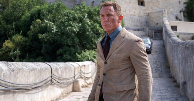 The release of James Bond movie No Time to Die has been delayed again 20