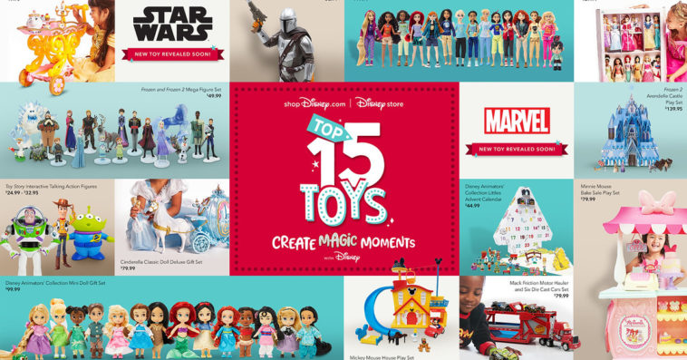 Here are Disney store's top 15 toys for the 2020 holiday season 12