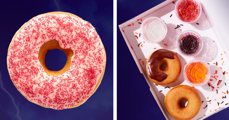 Dunkin's 2020 Halloween treats include its first spicy donut 14