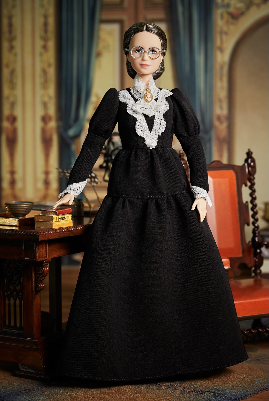Women's rights activist Susan B. Anthony gets her own Barbie doll 12