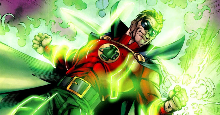 HBO Max's Green Lantern series will center on Alan Scott, Guy Gardner, Jessica Cruz & more 11