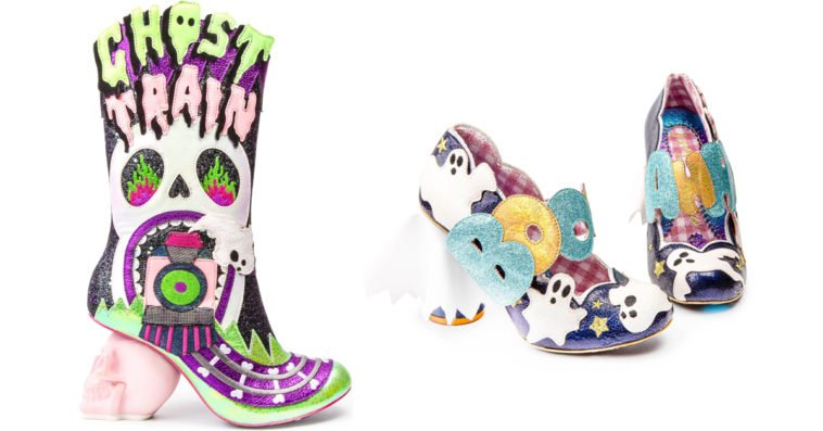 These Halloween boots and high-heel shoes are too wacky to be spooky 12