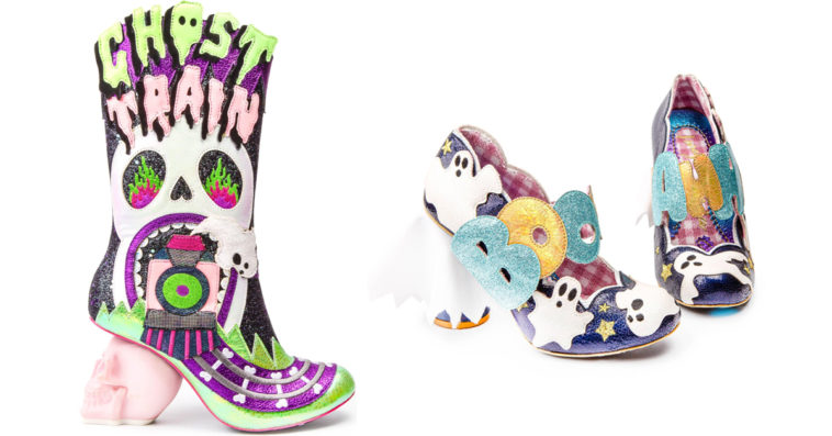 These Halloween boots and high-heel shoes are too wacky to be spooky 13