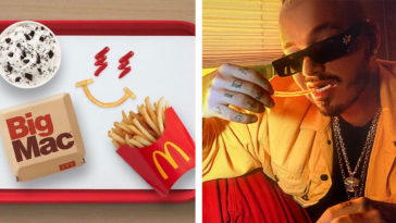 McDonald's partners with J Balvin for its latest celebrity meal 14
