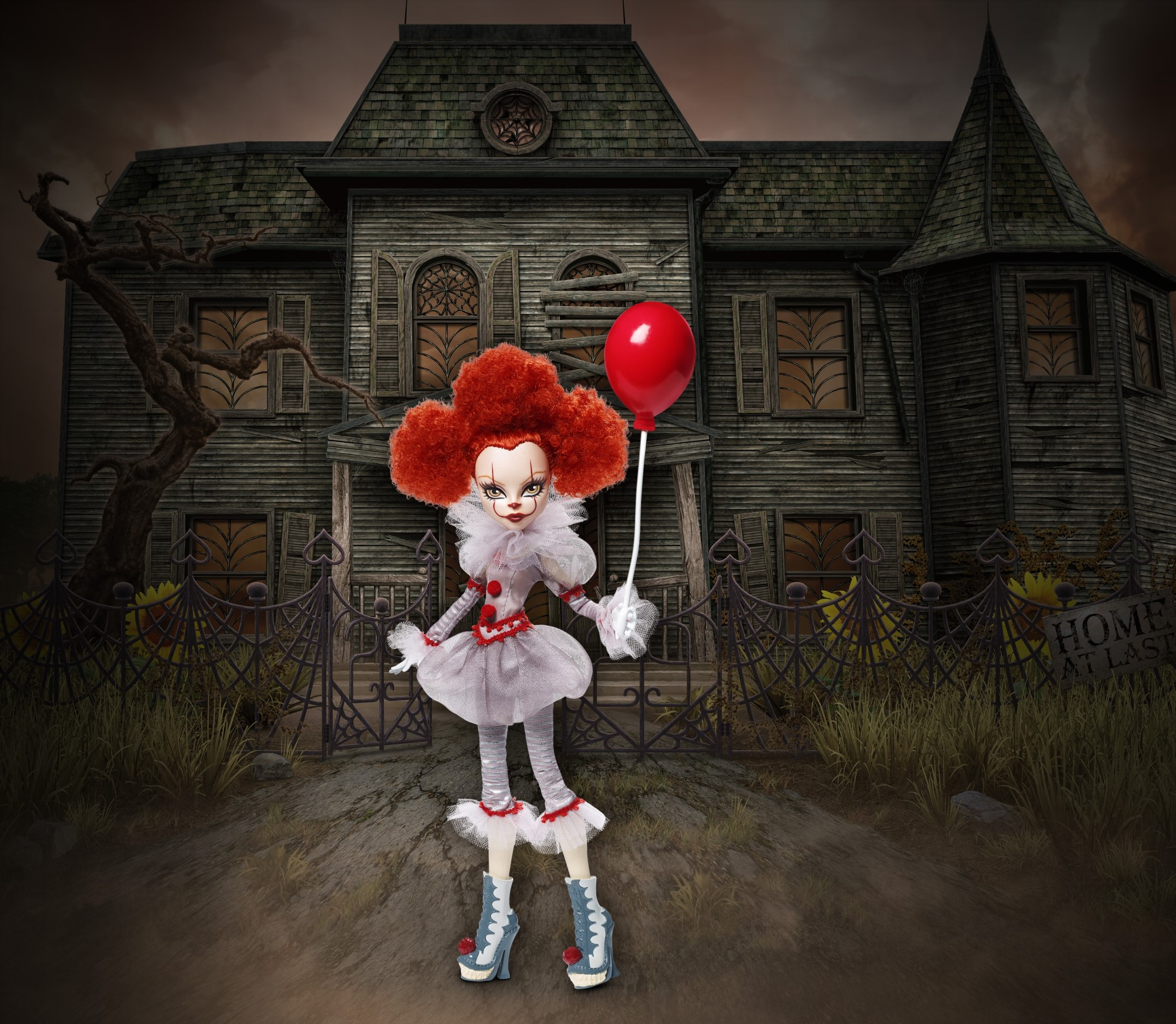 Mattel turns Pennywise and The Grady Twins into Monster High-style dolls 17