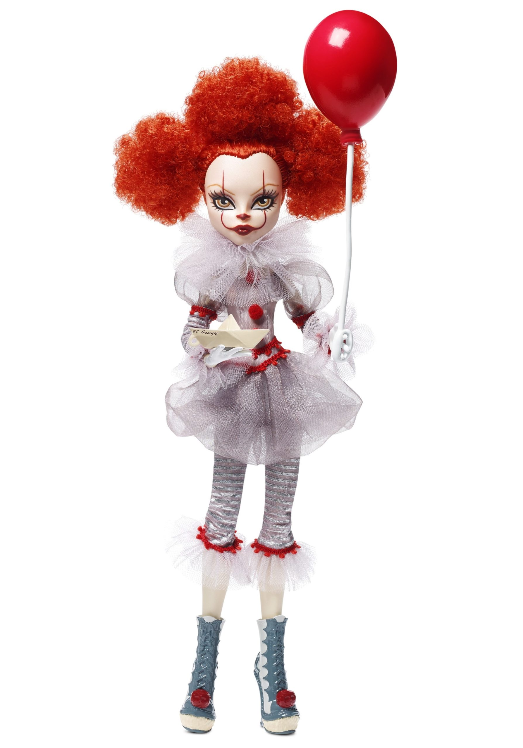 Mattel turns Pennywise and The Grady Twins into Monster High-style dolls 16