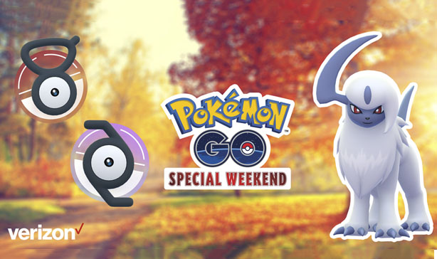 Pokémon Go and Verizon team up for special weekend event 14