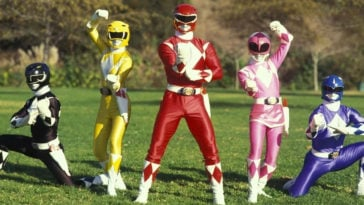 New Power Rangers film and TV adaptations are in the works at Hasbro's eOne 14