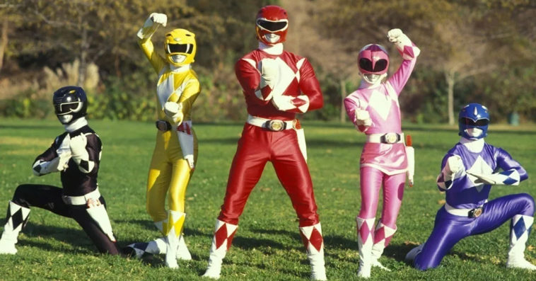 New Power Rangers film and TV adaptations are in the works at Hasbro's eOne 13
