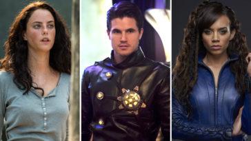 Resident Evil movie reboot casts Kaya Scodelario, Robbie Amell, Hannah John-Kamen & more 19