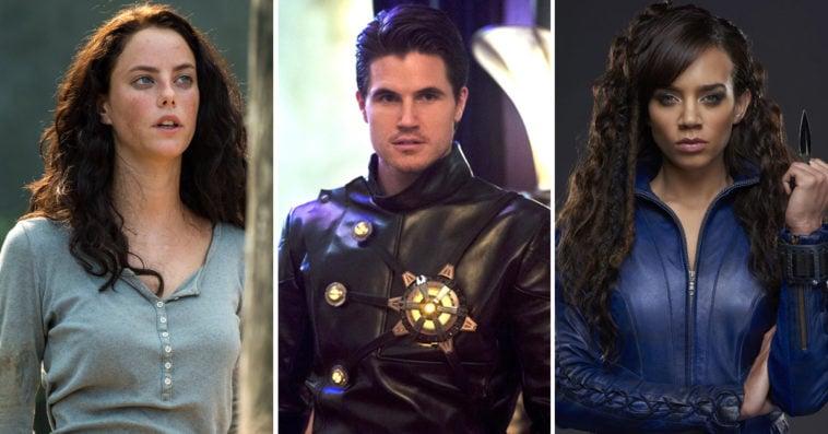 Resident Evil movie reboot casts Kaya Scodelario, Robbie Amell, Hannah John-Kamen & more 13