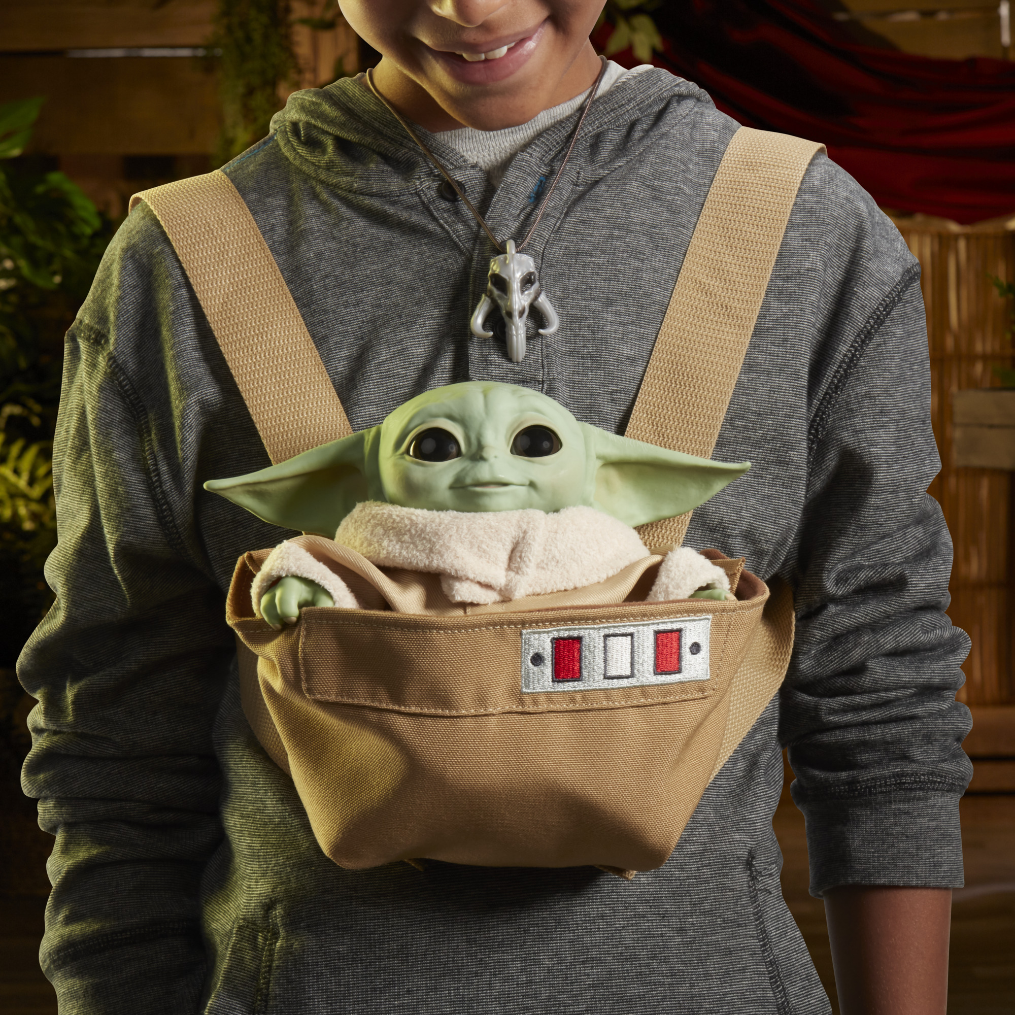 Hasbro's Baby Yoda animatronic toy is finally available to purchase 14