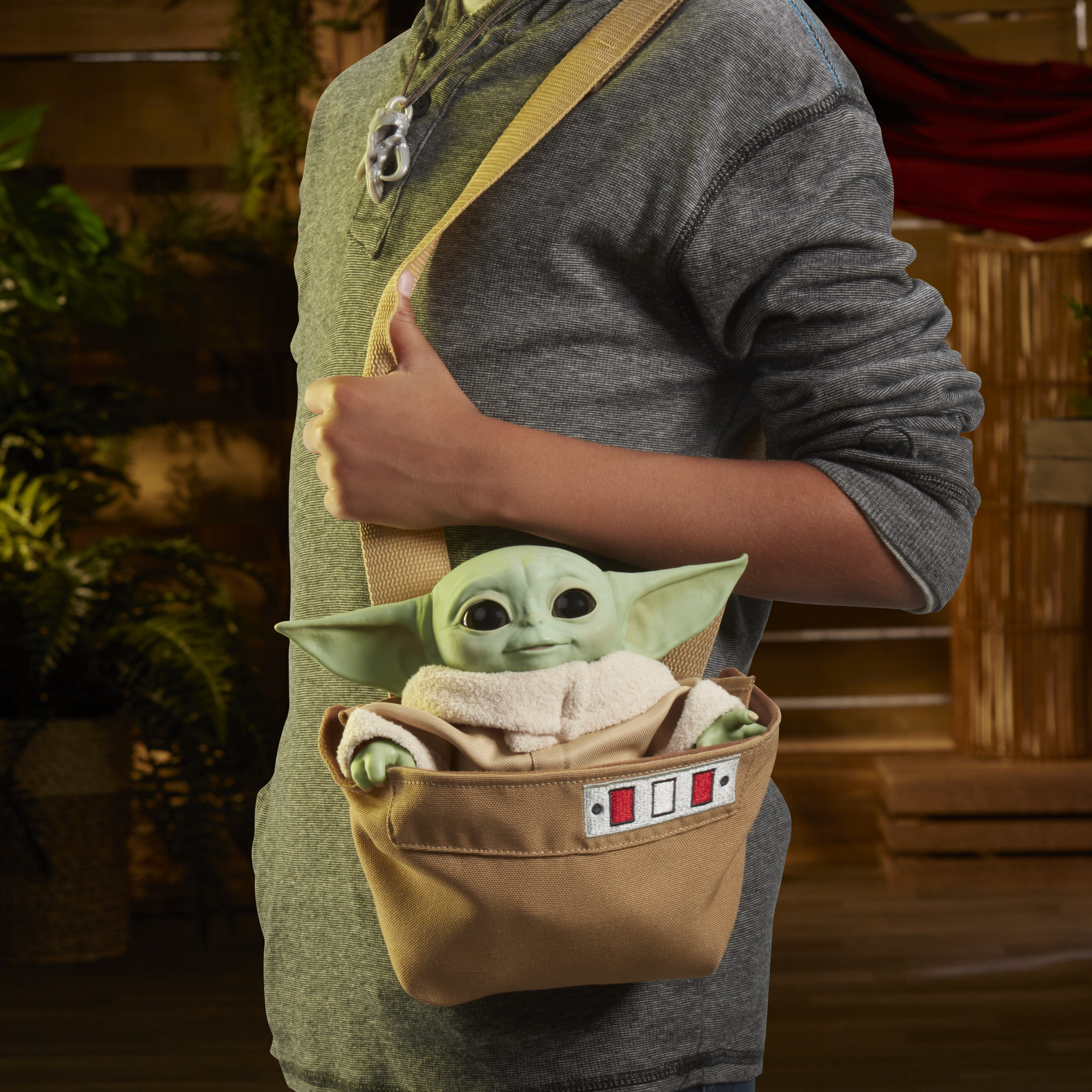 Hasbro's Baby Yoda animatronic toy is finally available to purchase 15