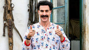 Sacha Baron Cohen on Rudy Giuliani's shocking Borat 2 scene: 'It is what it is' 22