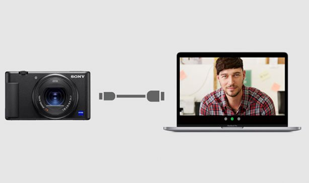 Sony's Imaging Edge Webcam app is now available for Mac 13