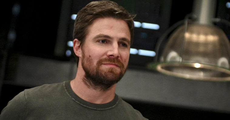 Arrow's Stephen Amell reveals he tested positive for COVID-19 14