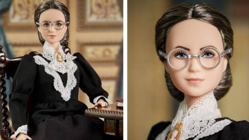 Women's rights activist Susan B. Anthony gets her own Barbie doll 21
