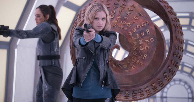 Has The 100 prequel spinoff been picked up to series by The CW? 12