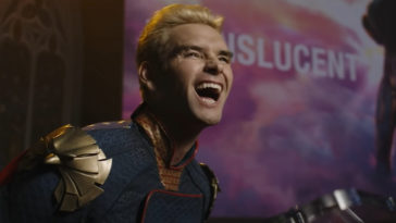The Boys season 2 blooper reel reveals Homelander's giggly side 13