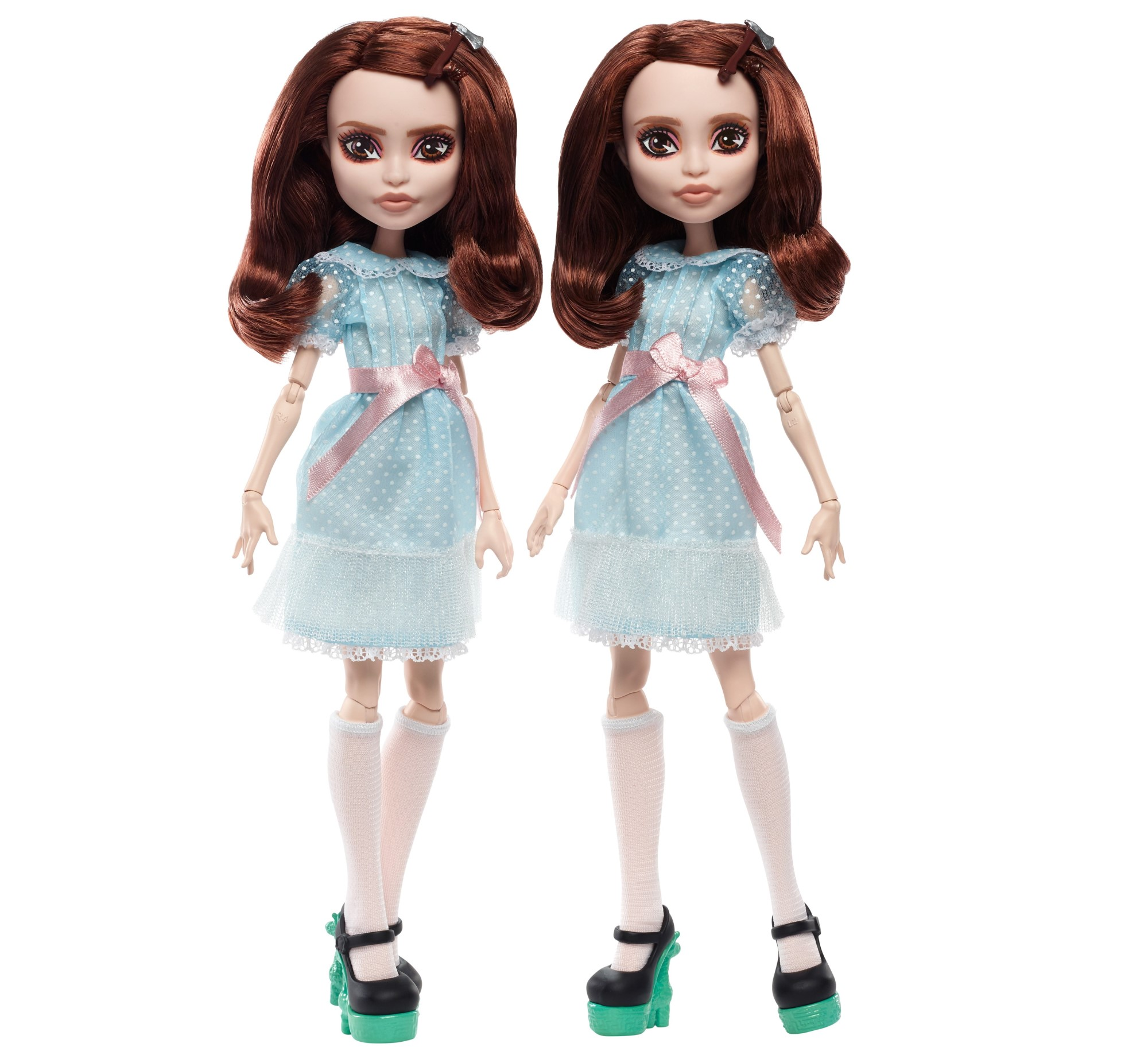 Mattel turns Pennywise and The Grady Twins into Monster High-style dolls 18
