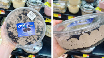 Giant tubs of Oreo Mousse are now available at Walmart 16