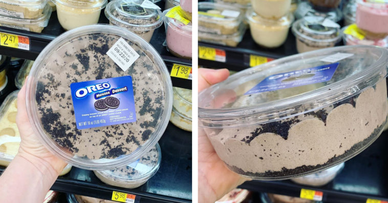 Giant tubs of Oreo Mousse are now available at Walmart 18