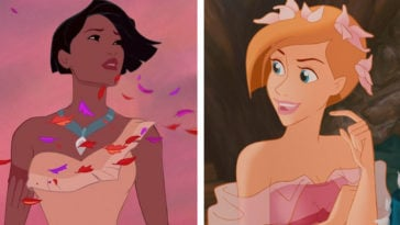 What Disney Princesses would look like if they got haircuts 16